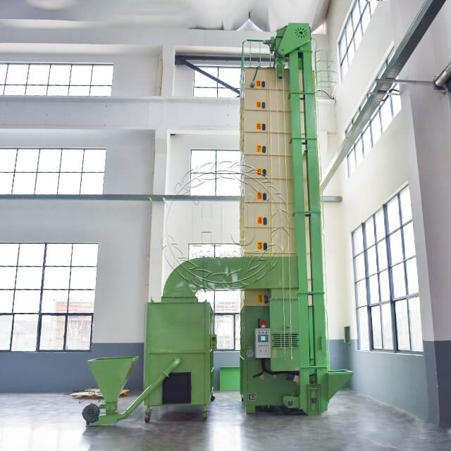 rice dryer machiner cost-rice mill plant