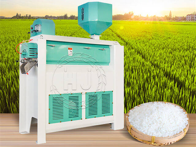 rice polisher-rice mill production line