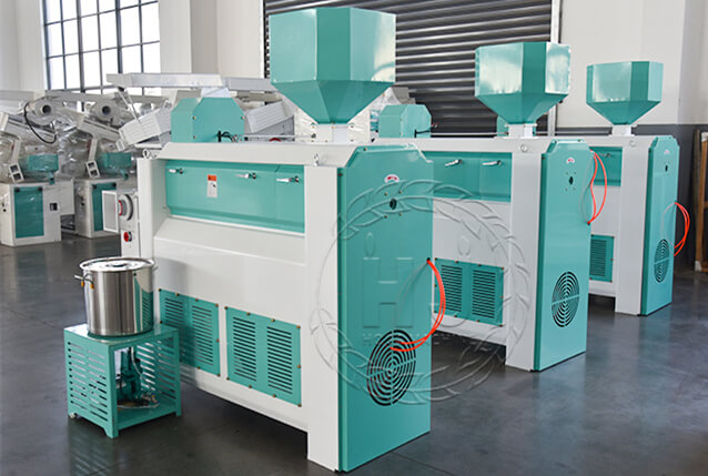 rice polisher for sale-rice mill production line