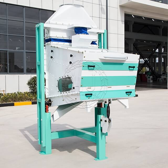 rice destoner for sale-rice mill project