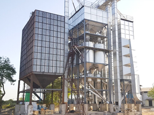 parboiled rice mill project cost