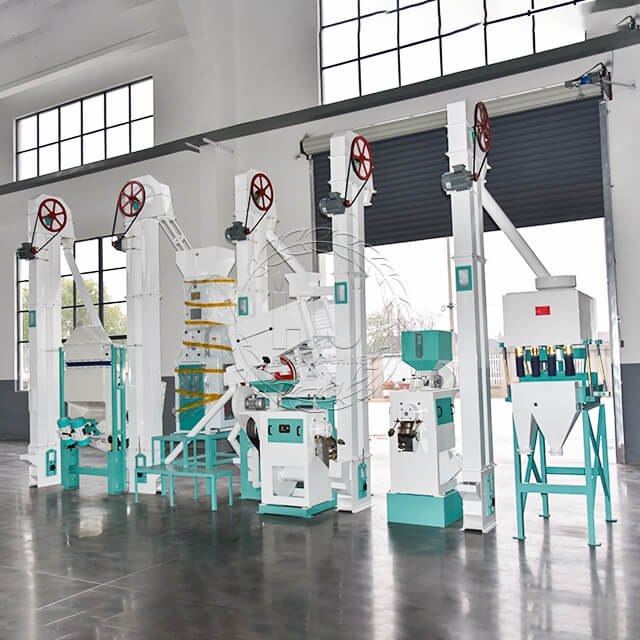 rice processing machine-hongjiamachinery