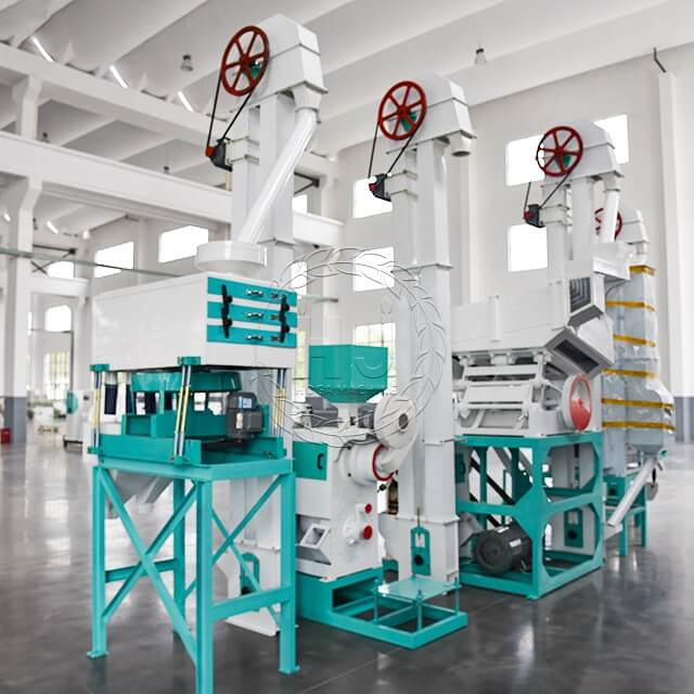 rice processing machine price-hongjiamachiney