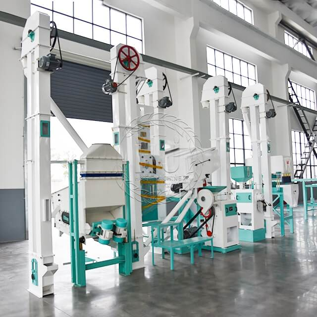 rice processing machine cost-hongjiamachinery