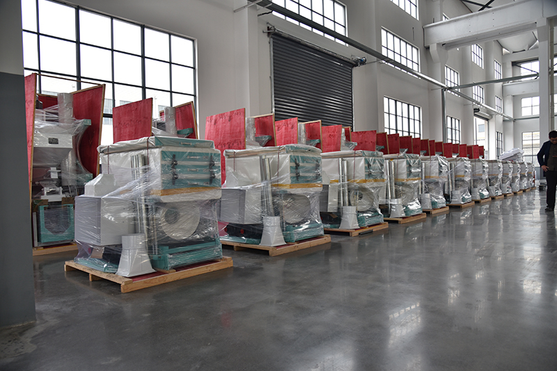 60T/D Mini Rice Mill Production Line has been prepared well and it will be exported to Senegal